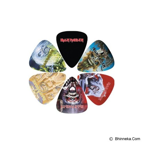PERRI'S Pick Iron Maiden 2 [LP-INM2] - Gitar Pick